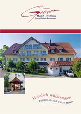 Hotel Broschüre